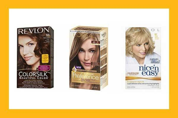 The Best Comparing The Favorite At Home Hair Color Brands Size Pictures