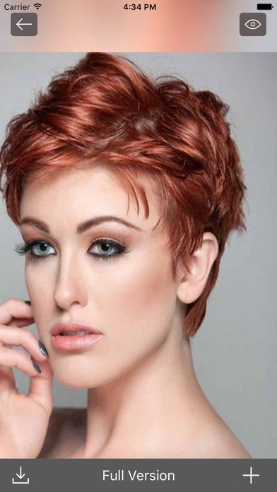 The Best Hairstyle Try Woman Hair Styles And Haircuts Idea App Download Android Apk Pictures