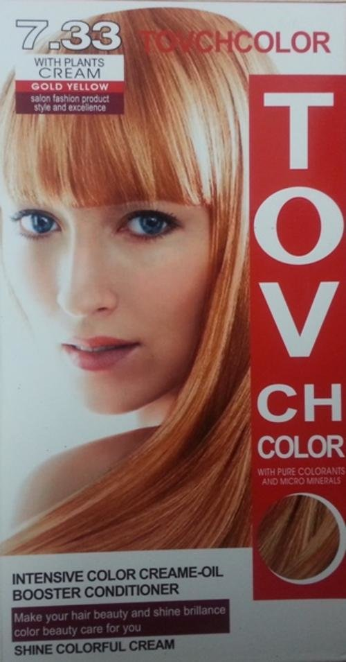 The Best Hair Colourants Dyes Hair Color Gold Yellow Was Sold Pictures