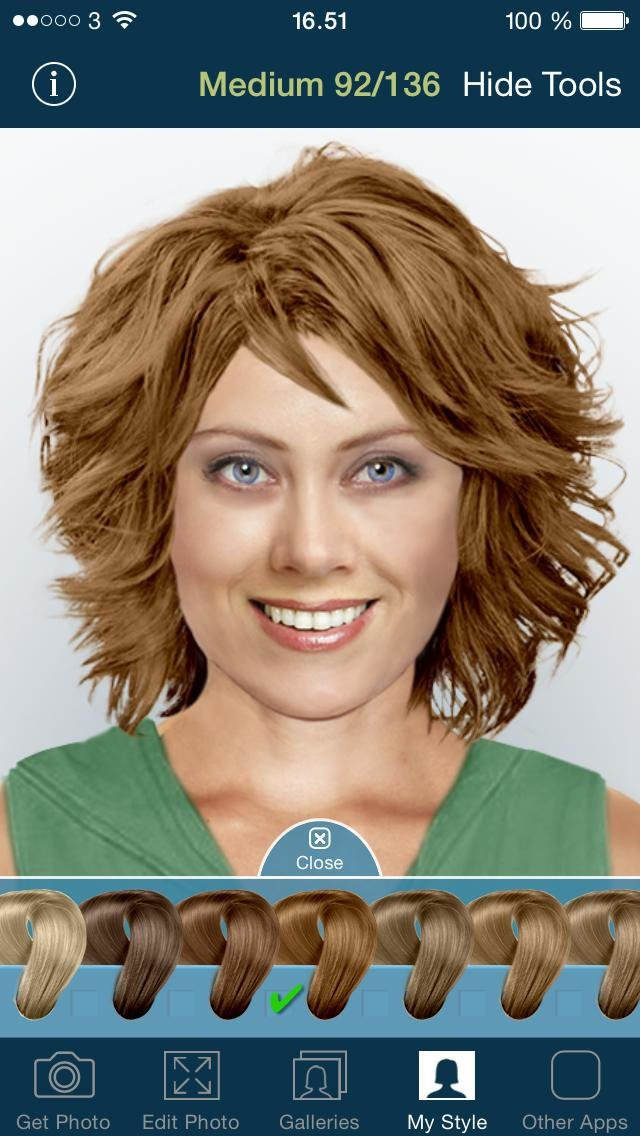 The Best Hairstyle Pro Try On Virtual Hairstyles For Women Pictures