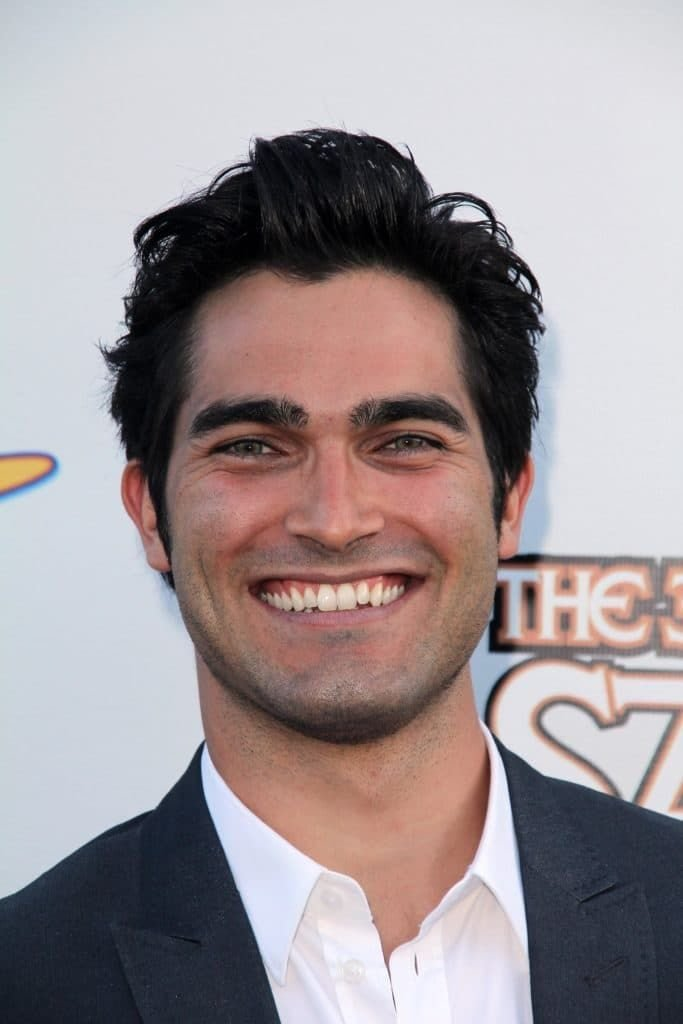 The Best Tyler Hoechlin Beard F*C**L Hairstyles Pictures