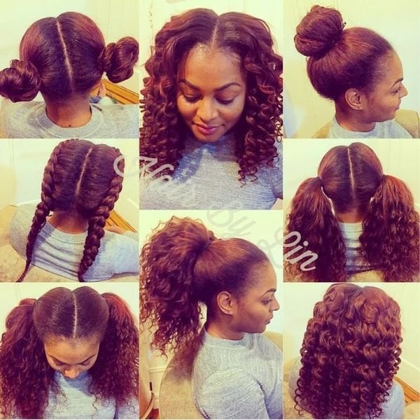 The Best Sew In Hairstyles Cute Short And Middle Bob Hair Styles Pictures
