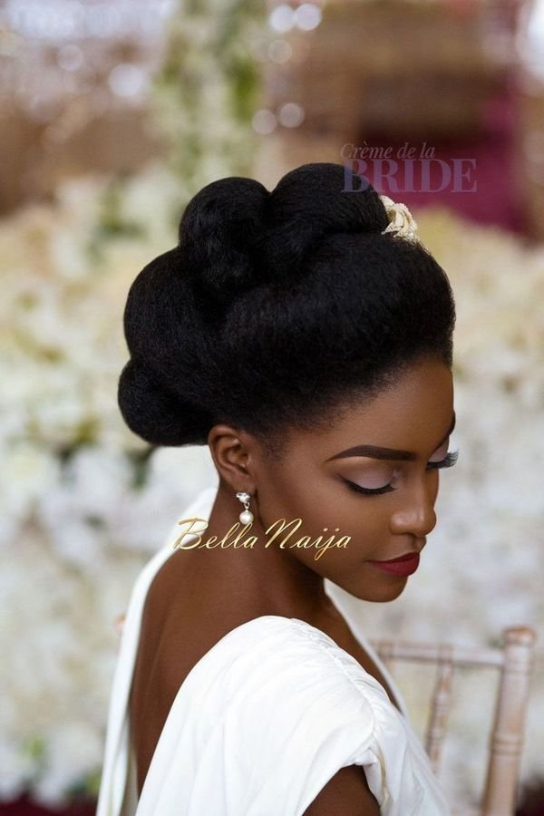 The Best Wedding Hairstyles For Black Women African American Wedding Haircuts Pictures