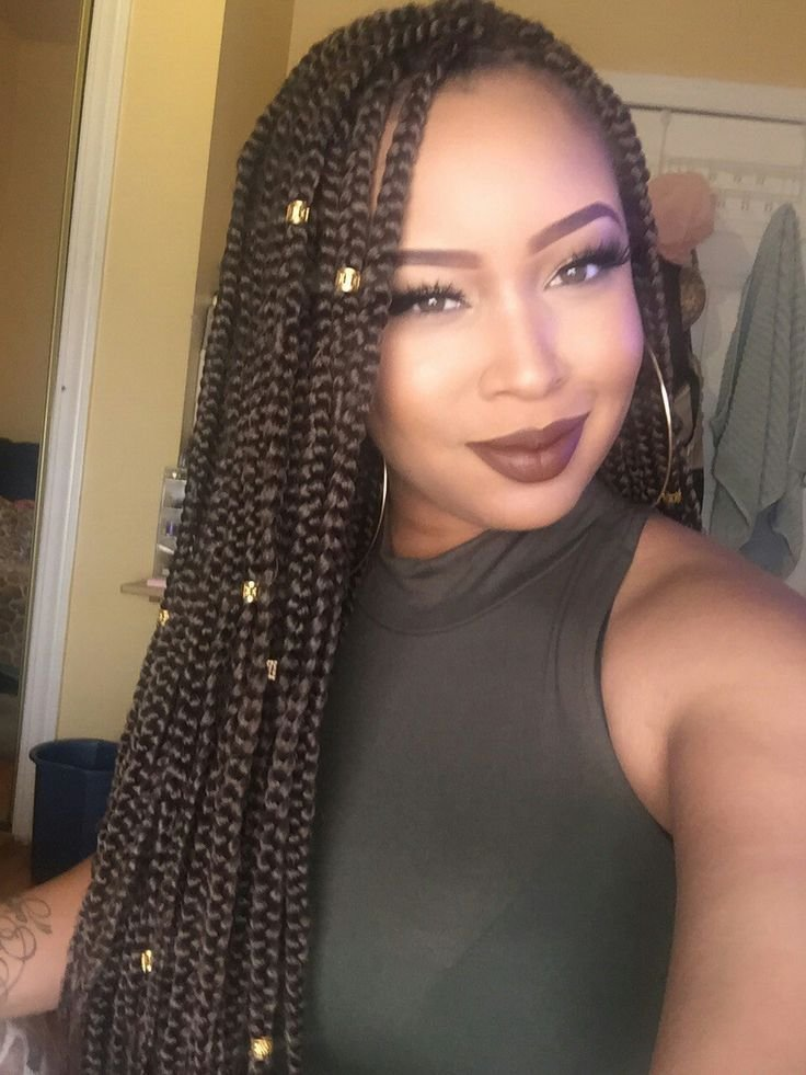 The Best Single Braids Hairstyles Trend This Summer All For Pictures