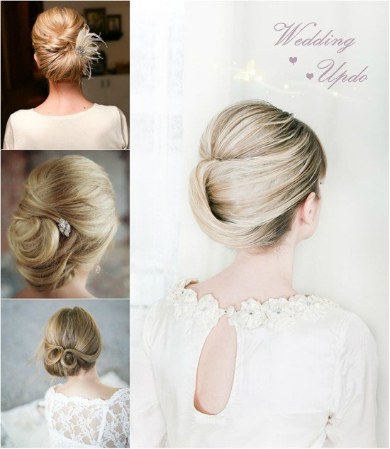 The Best 5 Easiest Wedding Updo You Can Create By Yourself Vpfashion Pictures