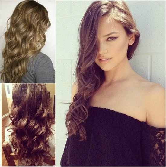 The Best Real Hair Extensions Are Kind Assistants For Latest Winter Pictures