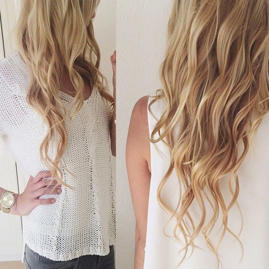 The Best Solid Color Hair Extensions Blonde Hair Colors Lookbook Vpfashion Pictures