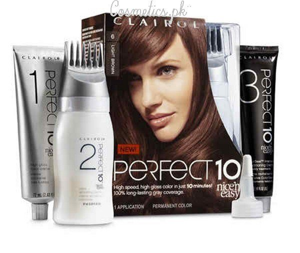 The Best Top 10 Best Hair Color Brands In Pakistan Pictures