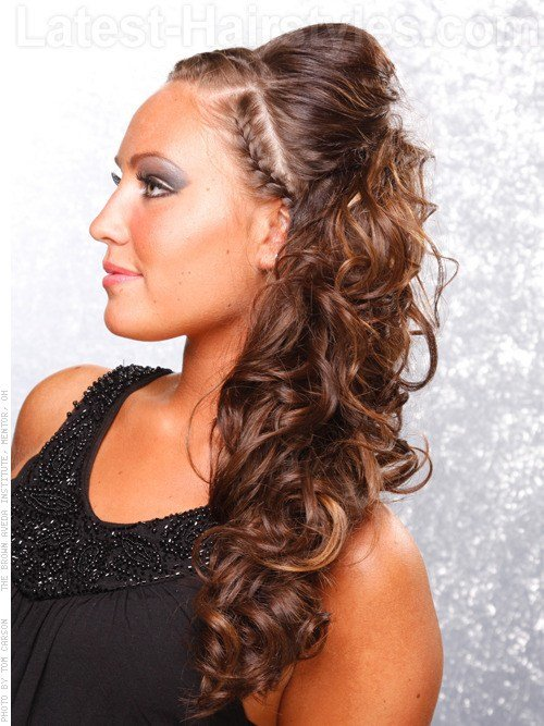 The Best 20 Gorgeous Formal Half Updos You Ll Fall In Love With Pictures