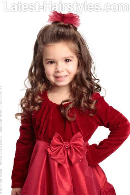 The Best 32 Adorable Hairstyles For Little Girls Pictures