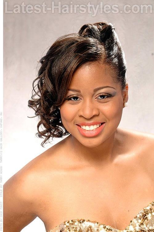 The Best 7 Wedding Hairstyles For Black Women Saying I Do Soon Pictures