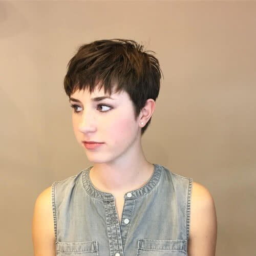 The Best 27 New Short Haircuts For Women Pictures