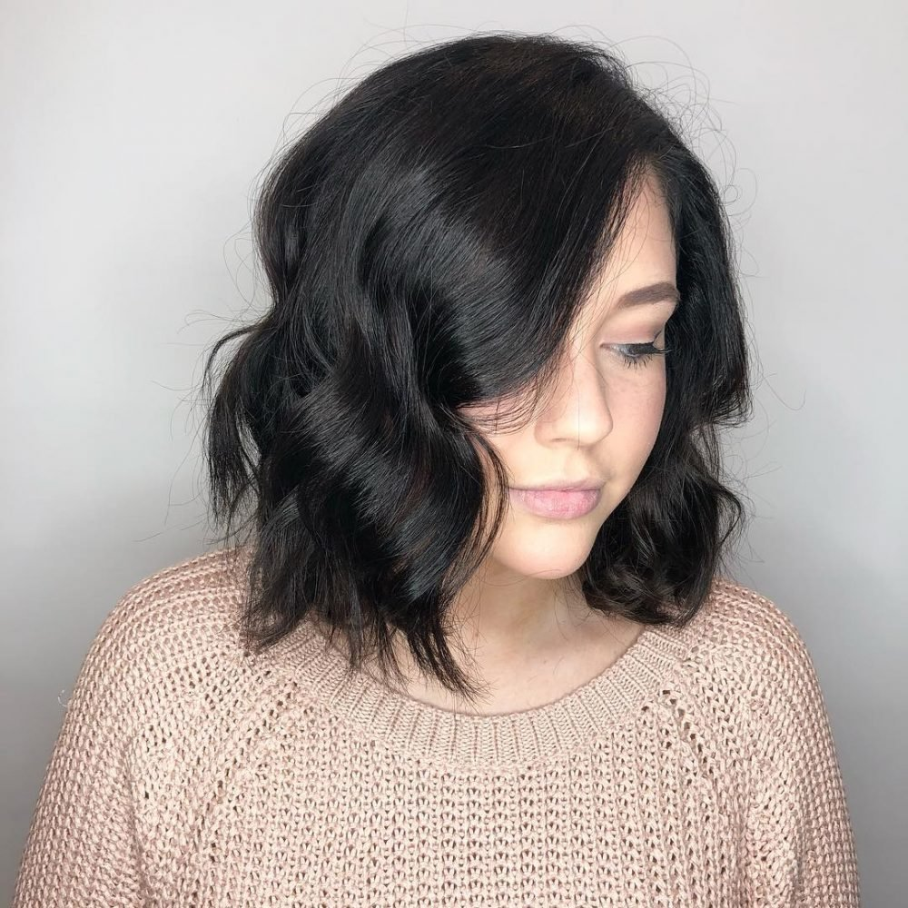 The Best 29 Vibrant Dark Hair Colors To Try In 2018 Pictures