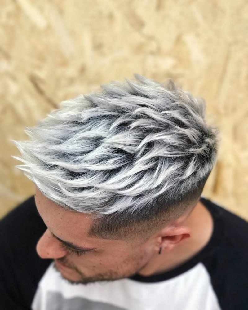 The Best 29 Coolest Men's Hair Color Ideas In 2018 Pictures