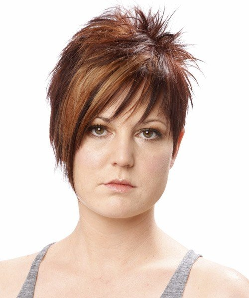The Best 30 Terrific Short Hairstyles For Round Faces Creativefan Pictures