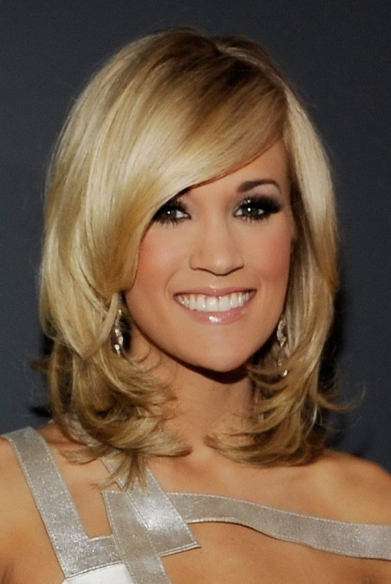 The Best Carrie Underwood Hairstyles Pictures