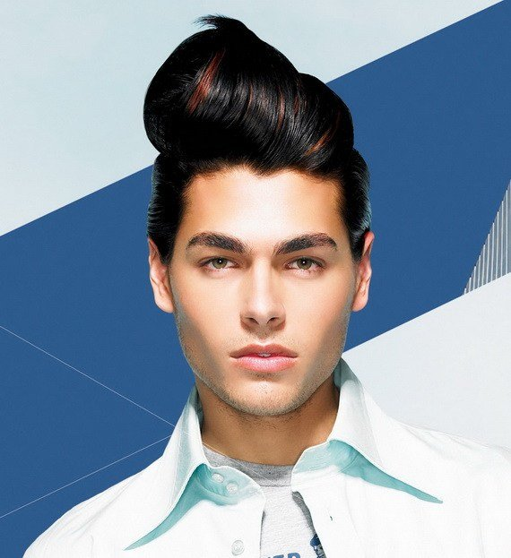 The Best Elegant Vintage Hairstyles For Men Pictures