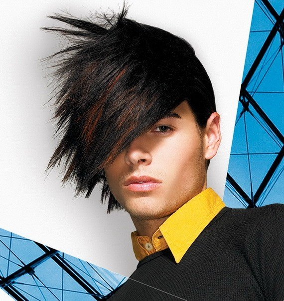 The Best Emo Hairstyles For Men Pictures