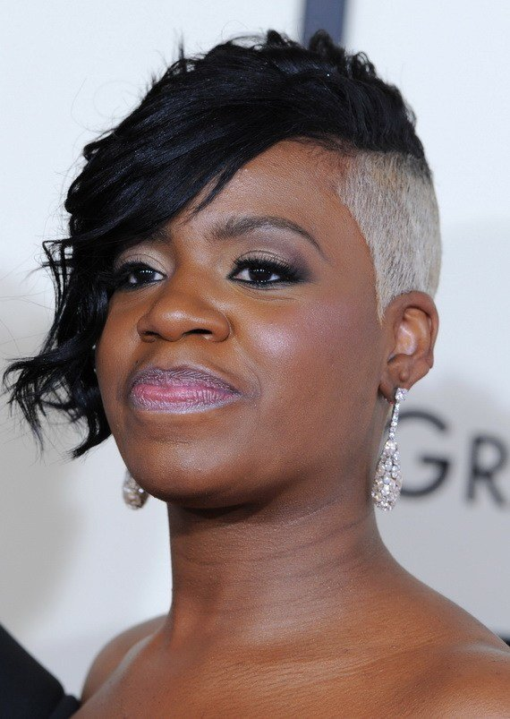 The Best Fantasia Barrino Hairstyles Pictures