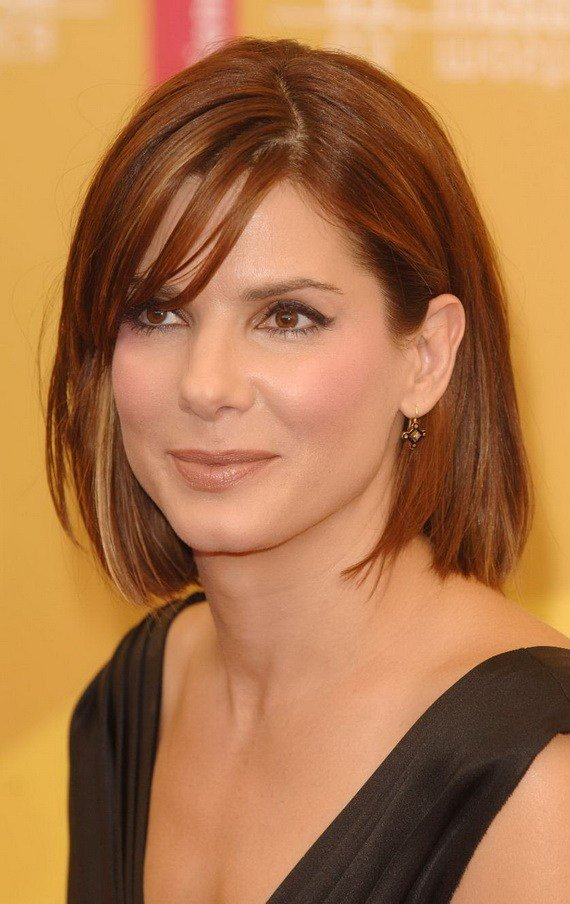 The Best Sandra Bullock Hairstyles Pictures