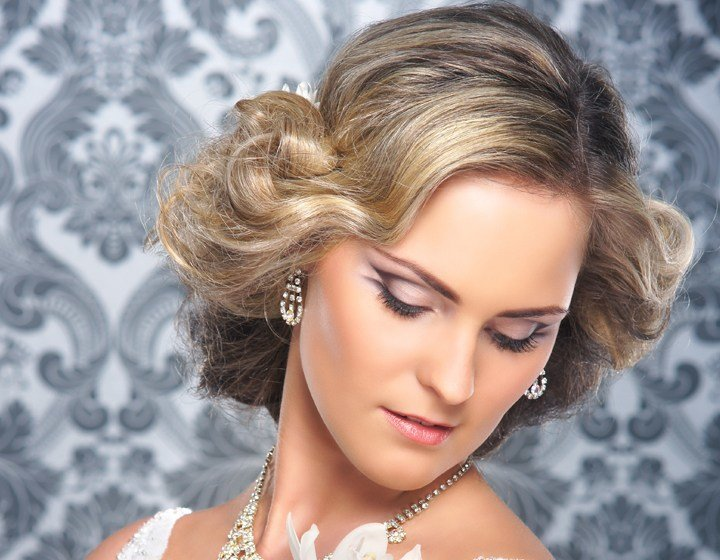 The Best Best Indian Bridal Hairstyles For Short Hair Ever Pictures