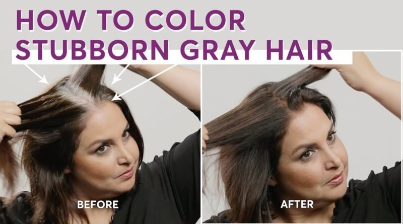 The Best How To Color Stubborn Gray Hair – Celeb Fashion Today Pictures