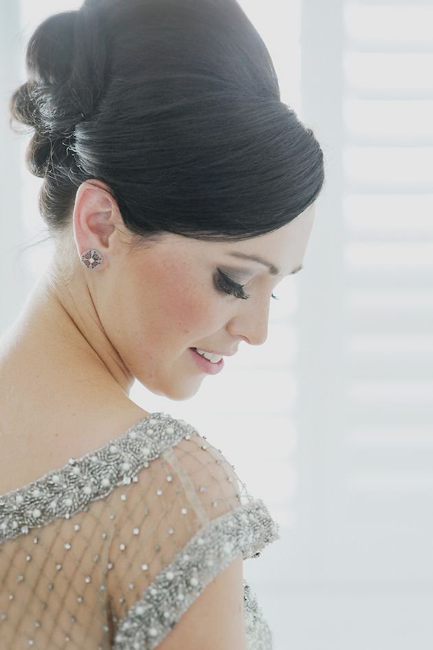 The Best 25 Ridiculously Romantic Bridal Updos Chic Vintage Brides Pictures