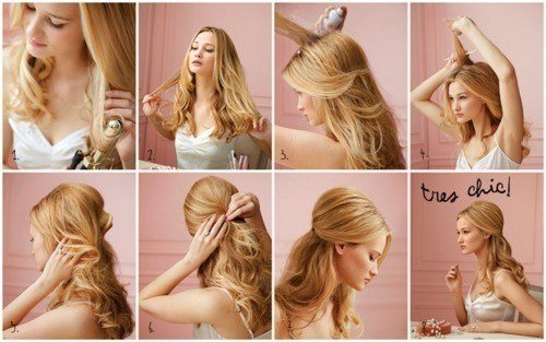 The Best A Lady S Imagination Easy Diy Hairstyles Pictures
