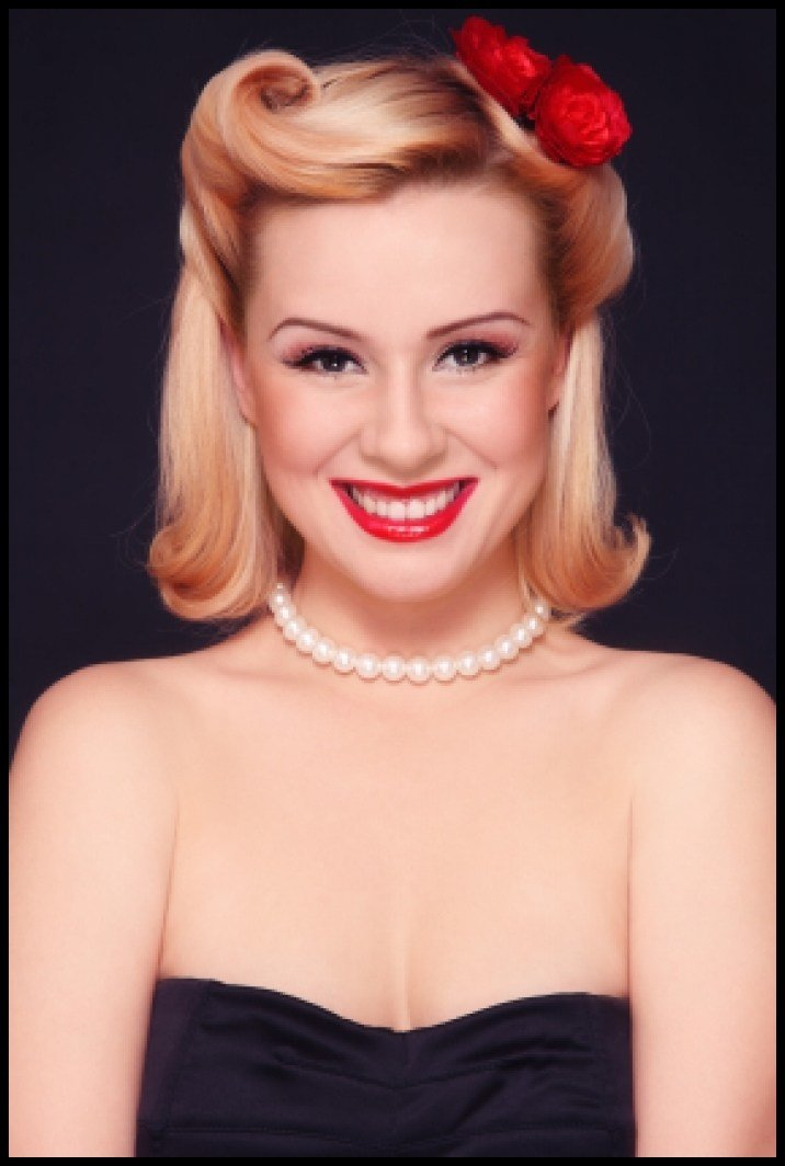 The Best Easy Pin Up Hairstyles For Medium Hair You Should Really Pictures