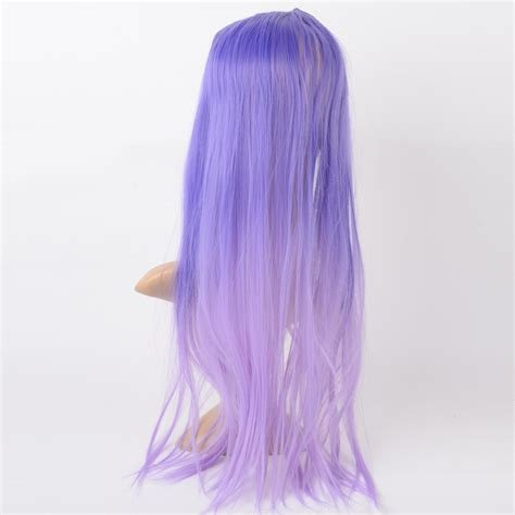 The Best Women Multi Color Straight Long Ombre Hair Clip In Hair Extensions Hair Pieces Ebay Pictures