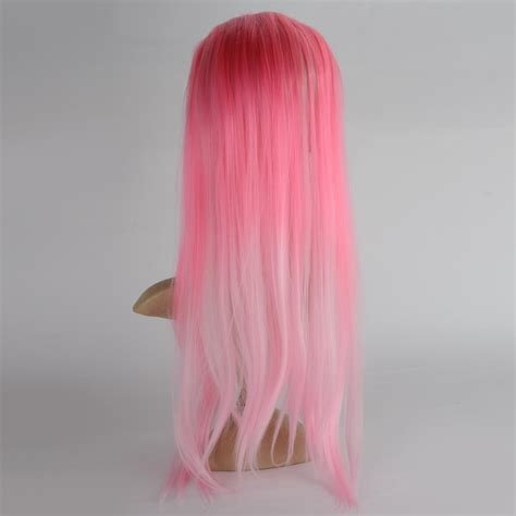 The Best Women Multi Color Straight Long Ombre Hair Clip In Hair Pictures