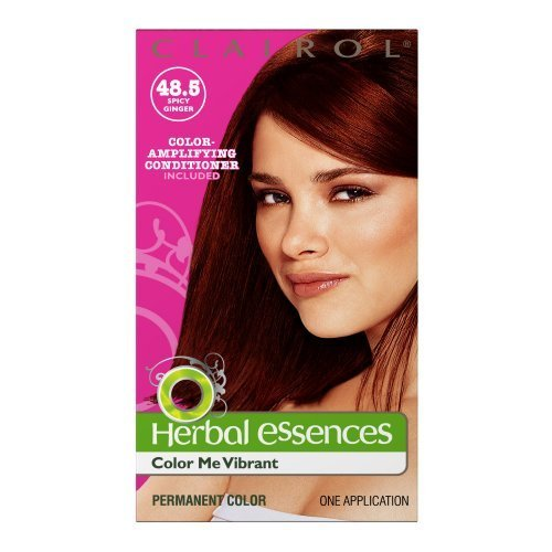 The Best Clairol Herbal Essence Color 048 5 Spicy G*Ng*R Deep Pictures