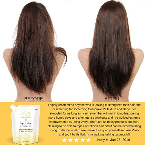 The Best Vivify Hair Repair Mask Achieve Healthy S*Xy Hair Pictures
