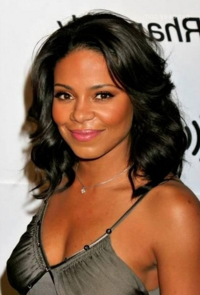 The Best Black Hairstyles For Shoulder Length Hair Elle Hairstyles Pictures
