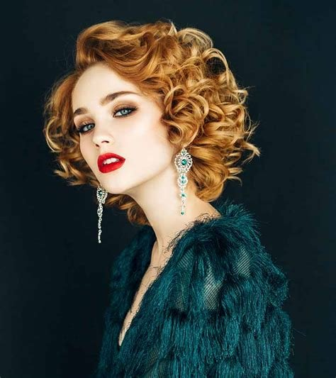The Best 10 Curly Bob Hairstyles To Inspire You Pictures
