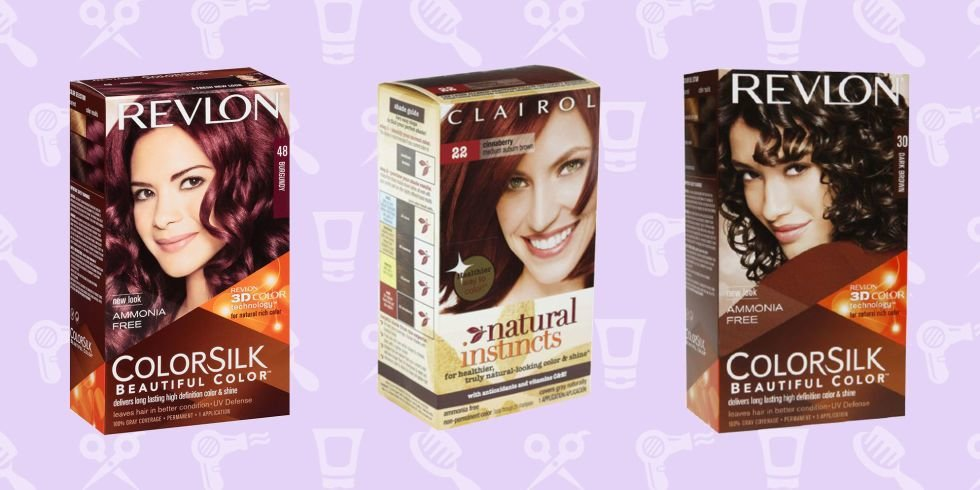 The Best 11 Best At Home Hair Color 2018 Top Box Hair Dye Brands Pictures