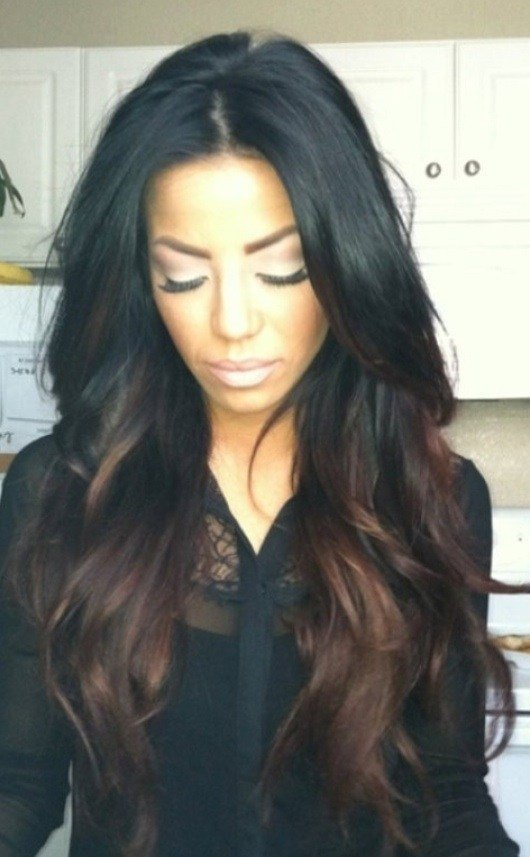 The Best Dark Winter Hair Colors Hair Colors Idea In 2019 Pictures