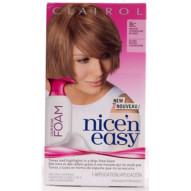 The Best Clairol Foam Hair Color Hair Colors Idea In 2019 Pictures