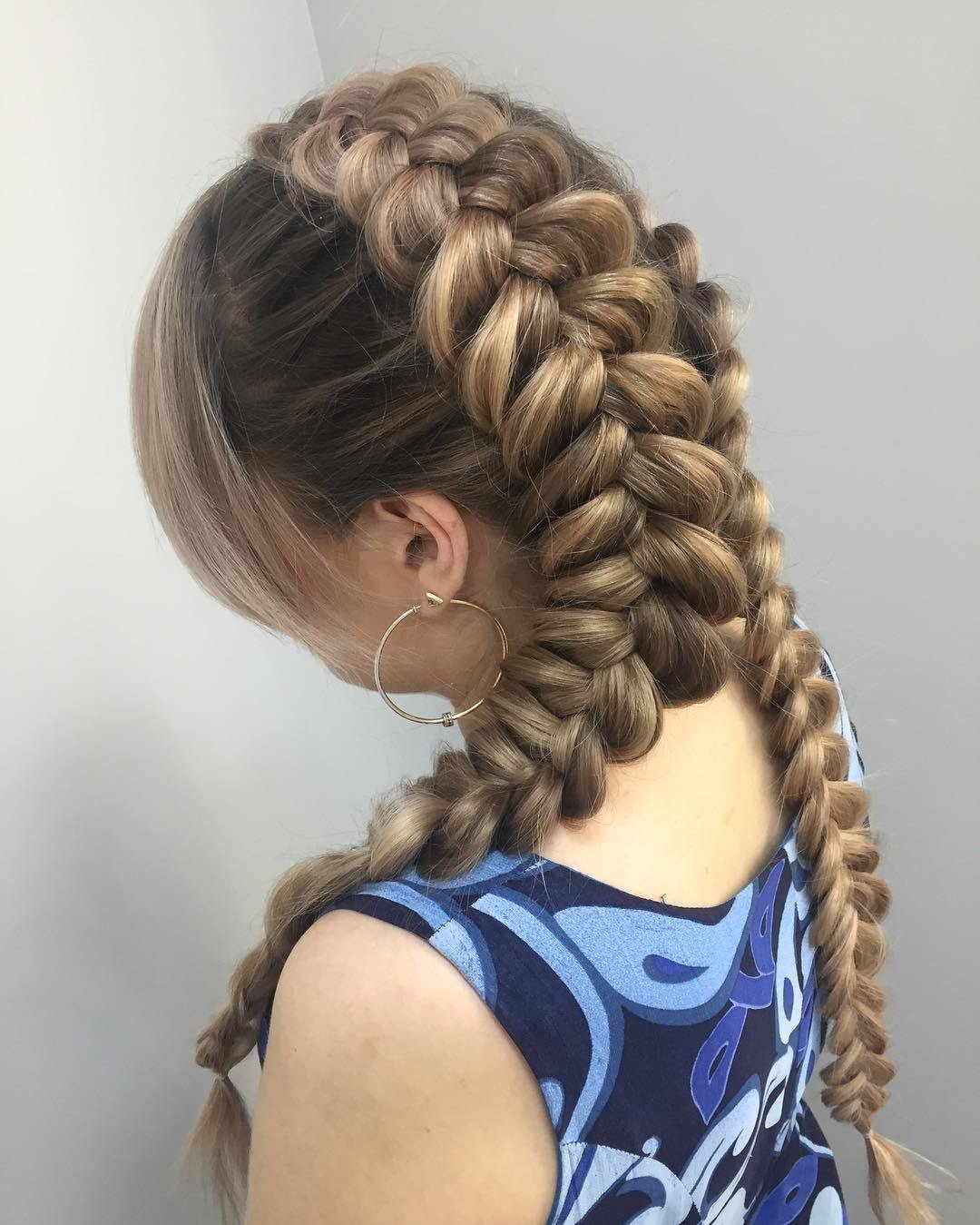 The Best 25 Cool Pigtails Hairstyles From Dutch And French Braid Pictures