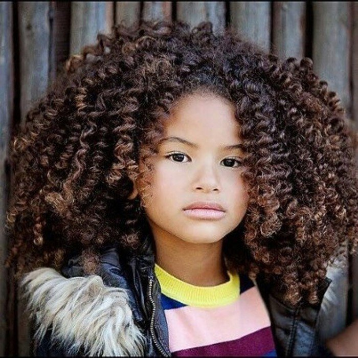 The Best Kids Hairstyle Curly Kids Hairstyles With Vibrant Pictures