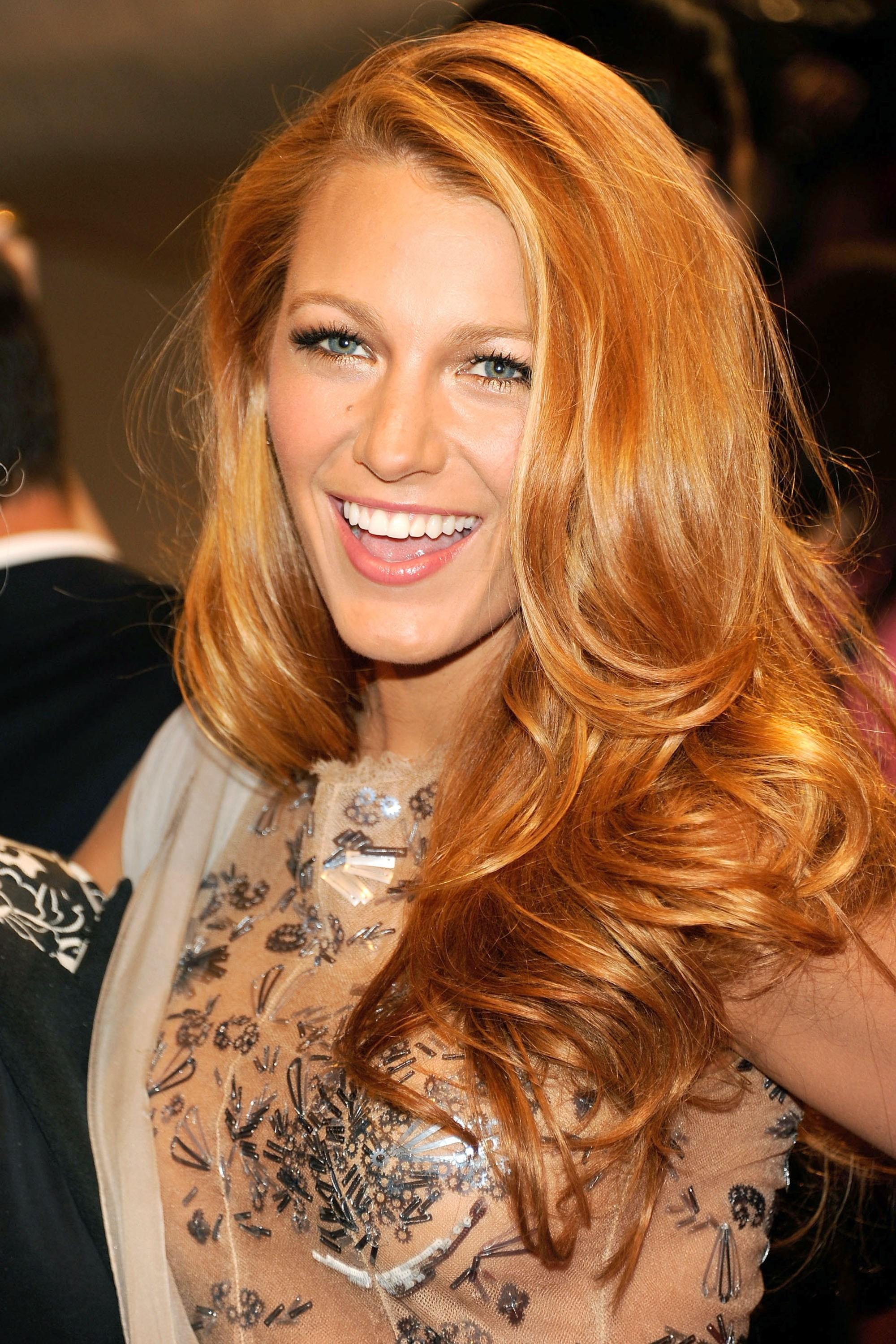 The Best Best Strawberry Blonde Hair Color Shades Best Celebrity Pictures
