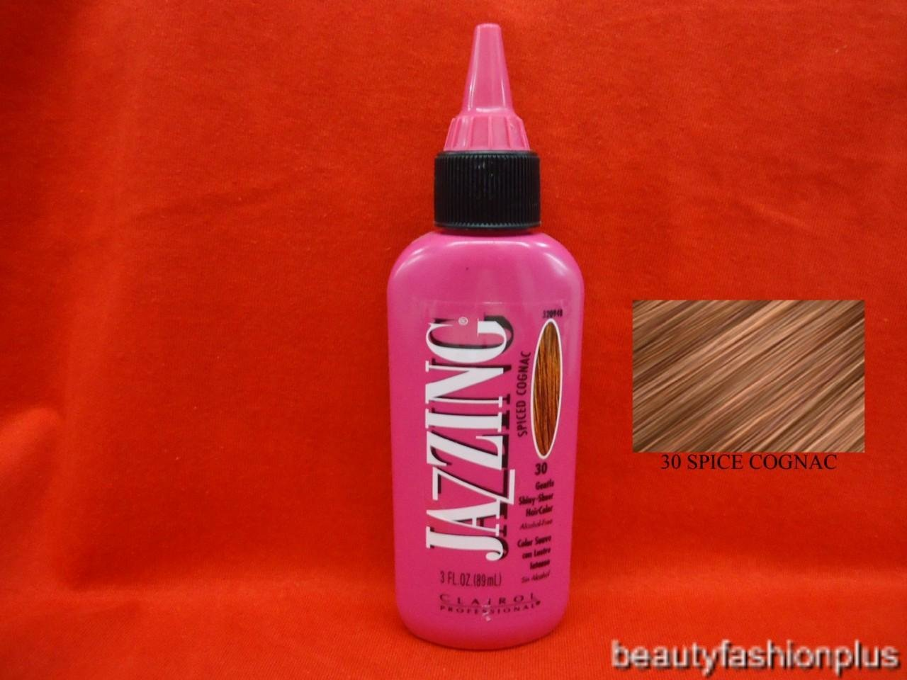 The Best New Clairol Jazzing Hair Color 3Oz All Color Ebay Pictures