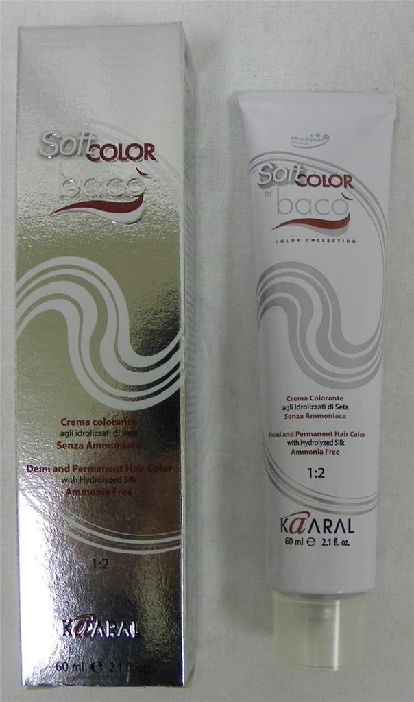 The Best Kaaral Soft Color Baco With Hydrolyzed Silk Your Choice Pictures