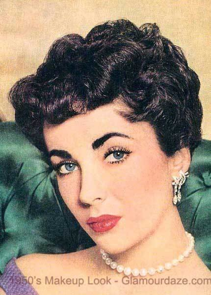 The Best The History Of 1950S Makeup Glamourdaze Pictures