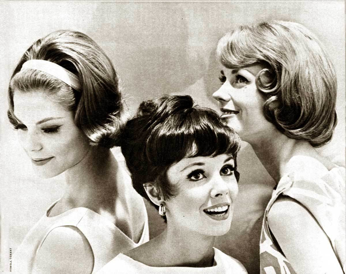 The Best 1960S Hairstyles – Six Popular Coiffures In 1962 Glamourdaze Pictures