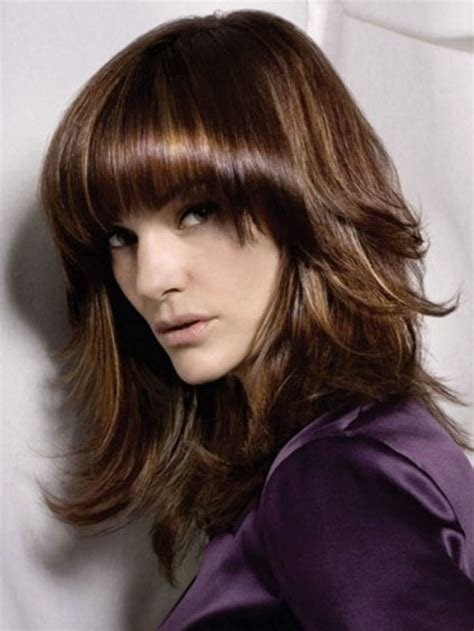 The Best 80 Brightest Medium Layered Haircuts To Light You Up Pictures