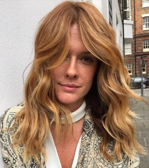 The Best 60 Super Chic Hairstyles For Long Faces To Break Up The Length Pictures