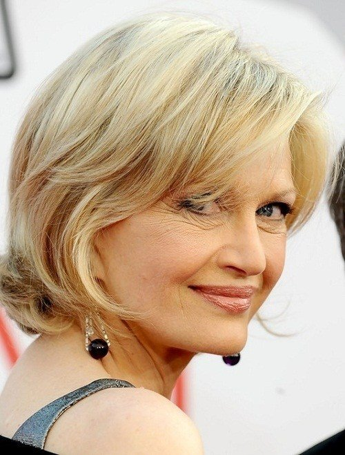The Best 30 Modern Haircuts For Women Over 50 With Extra Zing Pictures