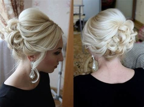The Best 54 Easy Updo Hairstyles For Medium Length Hair In 2017 Pictures