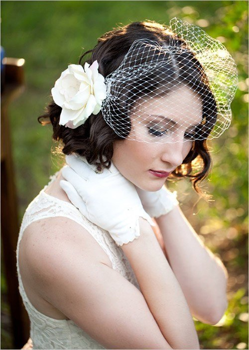 The Best Wedding Curly Hairstyles – 20 Best Ideas For Stylish Brides Pictures
